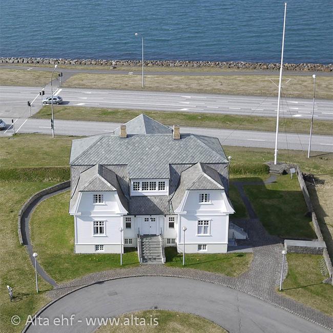 HÖFÐI HISTORIC HOUSE